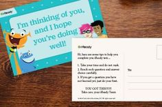 i-Ready Central Resources | Ideas Home Connections, Im Thinking About You, Ways To Communicate, The Fosters, Improve Yourself, Encouragement, Teacher, Success, Student