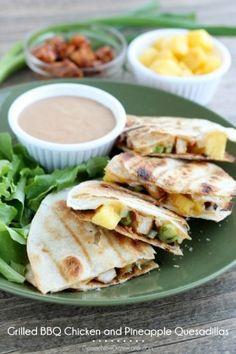 7 Quesadilla Recipes