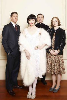 Miss Fisher's Murder Mysteries                                                                                                                                                      More