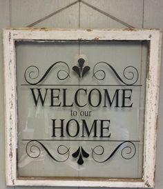 vintage-single-pane-window-personalized-by-vaughncustomcreation-75.00-welcome-home.-home-decor.-entrance.-vintage-window.-welcome.-customize-windows.products.christmas-gift..jpg.cf.jpg (1287×1500)