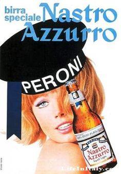 Nastro Azzurro Beer