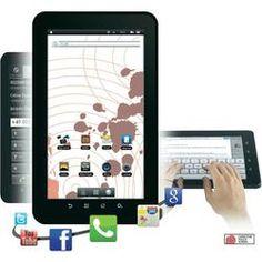 """Odys Space Android internet-tablet met telefoonfuncties wifi + 3G 17,8 cm (7"""")"""