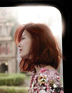 'Marie Claire Weddings (Korea)' February 2015 | 이현이 Lee Hyun Ee/Yi | Escada