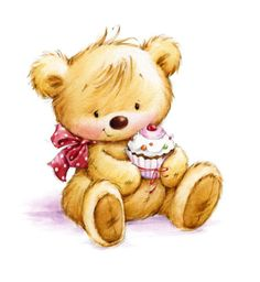 Leading Illustration & Publishing Agency based in London, New York & Marbella. Tatty Teddy, Cute Images, Cute Pictures, Animal Drawings, Cute Drawings, Bear Clipart, Teddy Bear Pictures, Bear Drawing, Cute Teddy Bears