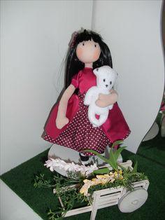 Dolls, Christmas Ornaments, Holiday Decor, Anime, Handmade, Home Decor, Art, Baby Dolls, Art Background