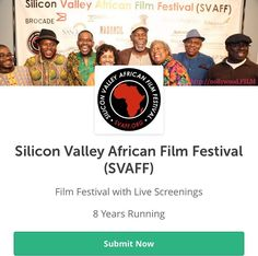 8th Annual #SiliconValley #African Film Festival - SVAFF September 29 - October 1 2017 Historic Hoover Theatre 1635 Park Ave #SanJose CA 95126 Friday September 29 (5:30PM - 10:00PM): Red Carpet Reception in the Courtyard Parade of flags Libation Ceremony Live performances Opening night feature film screening Opening Night Party.  Saturday September 30 (11AM to 10PM): Film screenings Post-screening dialogue with filmmakers in attendance Community forums Fashion show #Diaspora Spotlight #USA…