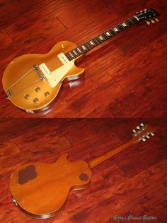 Gibson Les Paul Goldtop
