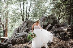 Bride in @watterswtoo Maelin corset