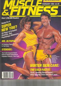 Muscle & Fitness - February 1984