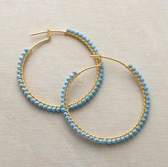 cute colors for DiY wire wrapping hoops