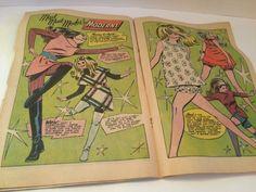 Retro Mid century Modern Fashion Love vintage by aPEACEofCLOTHING