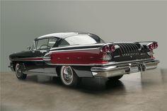 1958 PONTIAC BONNEVILLE 2 DOOR HARDTOP - Barrett-Jackson Auction Company - World's Greatest Collector Car Auctions