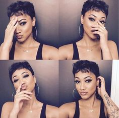 Cute! @ohhhtay_ - http://community.blackhairinformation.com/hairstyle-gallery/short-haircuts/cute-ohhhtay_/