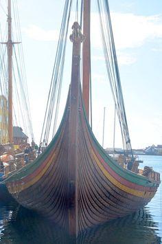 Viking ship, Draken Harald Hårfagre                                                                                                                                                      More