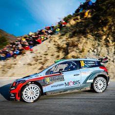 #스피드 와 #정교함 이 #승부 의 열쇠! #2016 #몬테카를로 #랠리 에서의 #현대월드랠리 팀  The key of #play is #speed and #sophistication ! #Hyundai_World_Rally #team in the 2016 #Monte #Carlo #Rally  #WRC #ThierryNeuville #DaniSordo #i20 #world #motor #sport #championship #race #daily #티에리누빌 #다니소르도 #모터스포츠 #레이스 #현대자동차 #자동차그램