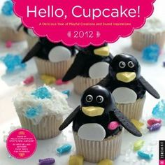 Penguin cupcakes-Heather look!!