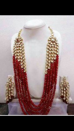 20 Super Ideas For Jewerly Necklace Chunky Gold Diy Jewelry Necklace, Pearl Jewelry, Crystal Jewelry, Necklace Set, Wedding Jewelry, Beaded Jewelry, Beaded Necklace, Bead Jewellery, Bridal Necklace