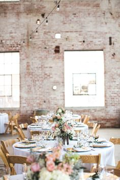 A lovely Old Sugar Mill wedding with garden roses and coral flowers. From flourishdesigns.com