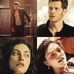 + Idk what hurts more, the fact that she thought he was gonna save her or that he couldn't save her. ___ Not even tryna write a recap cause i want to die ___ #theoriginals #to #tvd #thevampirediaries #hayleymarshall #klausmikaelson #klayley