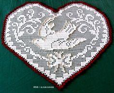 Lovebird in a heart.  <3 Ene 15 17 <3