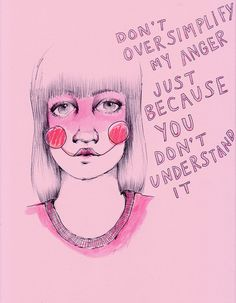 anger- Ambivalently Yours