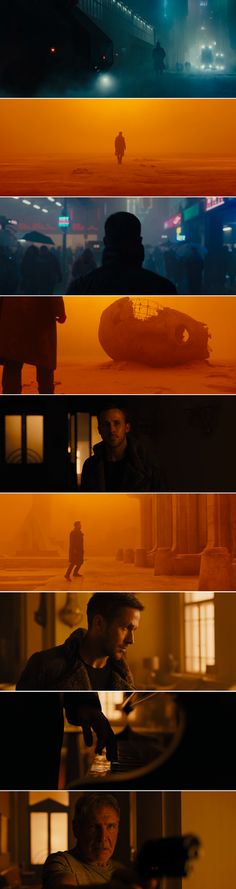 """I had your job once. I was good at it."" // Blade Runner 2049 (Denis Villeneuve; 2017)"