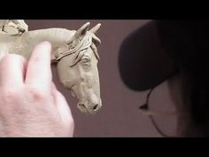 ▶ Sculpting With Lemon - Down the Ridge Line - First of the Horses Mane Started - YouTube