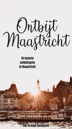 Op pad gaan voor ontbijt vinden we een van de leukste delen van een stedentrip. Tijdens een stedentrip eten we even geen saai havermoutje of boterhammen, maar bestellen we een ontbijtfeest met pancakes, gepocheerde eitjes, avocadotoast of ander lekkers. Ook in Maastricht heb je topplekjes om geweldig te ontbijten of brunchen. Dit zijn de leukste spots voor brunch en ontbijt in Maastricht! #maastricht #stedentrip #hotspots #ontbijt #restaurants #breakfast #ontbijtmaastricht… Poached Eggs, Avocado Toast, Travel Inspiration, City Break, Breakfast, Netherlands, Dutch, Pancakes, Cities