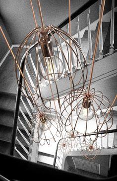 www.leuchten-welt.com #leuchten #cage #drahtleuchten #modern #nordlux #lampe #lampenundleuchten