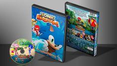 Sonic Boom - O Assistente - Capa | VITRINE - Galeria De Capas - Designer Covers Custom | Capas & Labels Customizados