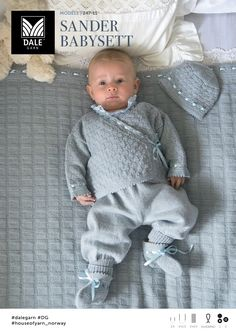 Søkeresultater for « Baby Sweater Knitting Pattern, Baby Knitting Patterns, Charlotte Baby, Baby Barn, Baby Sweaters, Knit Crochet, Decor, Fashion, Threading