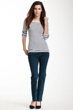 NYDJ Petite Sheri Skinny Jean