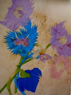 レモン忌 - 嬉々是好日 L`Atelier de Megummy since2000 Leaf Tattoos, Paper Cutting, Illustration, Inspiration, Painting, Collage, Graphics, Board, Japanese Art
