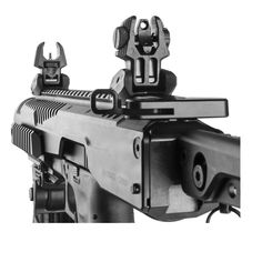 FAB Defense Front and Rear Set of Flip-Up Sights