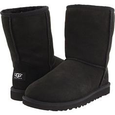 UGG classic short boots are so darn comfy.  If only heels felt this good.