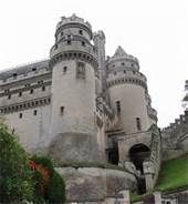 chateau pierre fonds france - home of BBC Merlin's Camelot...I WANNA GO SO BAD