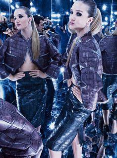 rosie alexi shoot2 Rosie Huntington Whiteley Shines for Alexi Lubomirski in Numéro Tokyo Shoot