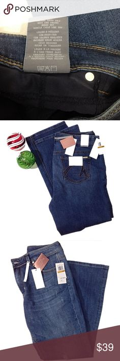 Sevin7 Melissa McCarthy Silhouette Slimming Jeans Sevin7 Melissa McCarthy Silhouette Slimming Jeans in Size 16W. NWT. See pic 8 for measurements. Measurements are approximate with garment laying flat. Melissa McCarthy Seven7 Jeans Boot Cut