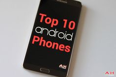 We've had a bit of a talk here amongst ourselves at Android Headlines and we've put together a list of what we feel are the absolute best Android devices a