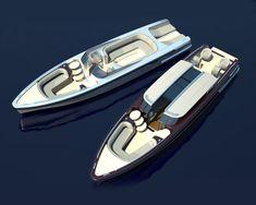 PASCOE LIMOUSINE & OPEN RANGE | Ken Freivokh Design Yacht Design, Boat Design, Whitewater Kayaking, Canoeing, Open Range, Sport Boats, Canoe Trip, Motor Yacht, Power Boats