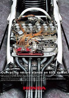 Honda formula 1 v12
