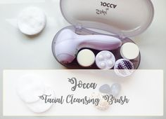 Jocca Electric Facial Cleansing Brush // Review