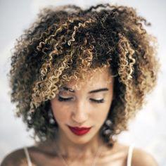 Pflege der Afro Haare fuer die Nacht