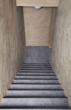 Wandgestaltung mit geputzten Wänden