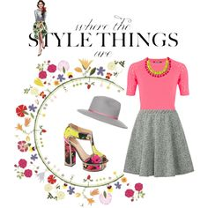 Where The Style Things Are by latoyacl, toyastales.blogspot.com