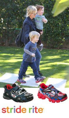 ¡¡Shakira ya es mamá y por supuesto sus hijos también deben de ser fashion!! En Stride Rite encuentras los mejores zapatos para los reyes del hogar  Búscalo en Multiplaza El Salvador