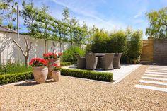 Garden Design Dublin - Mediterranean Court Yard