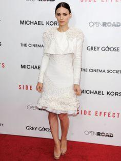 Rooney Mara: Alexander McQueen by Ryan Hastings