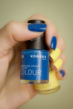 If you're into chemicals-free polishes, you've got to try Korres nail polish! Read our review and see the swatches to find out why.