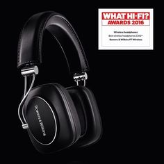 We are delighted to announce P7 Wireless won best wireless headphone £300+ at last night's #WhatHiFiAwards! @whathifiuk
